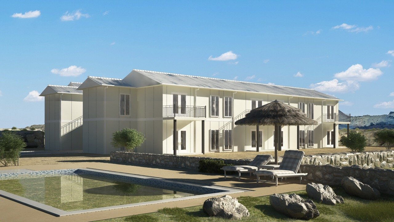 Low Cost apartments for Namibia